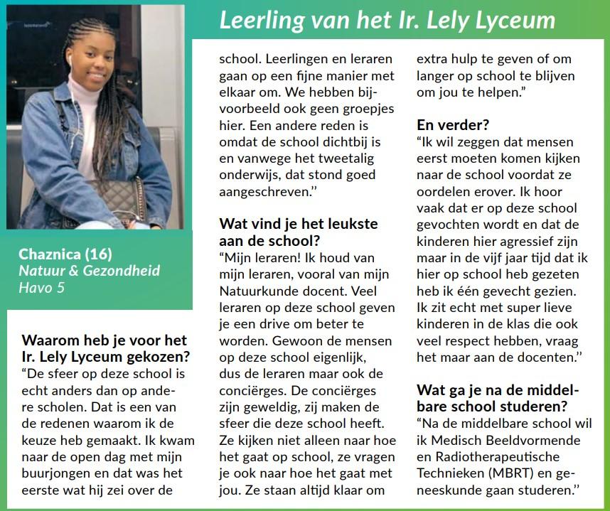 Lely Lyceum
